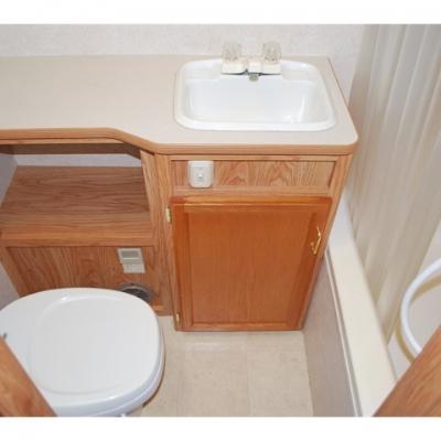 Kiwi Bathroom